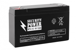 Security Power SP 6-12